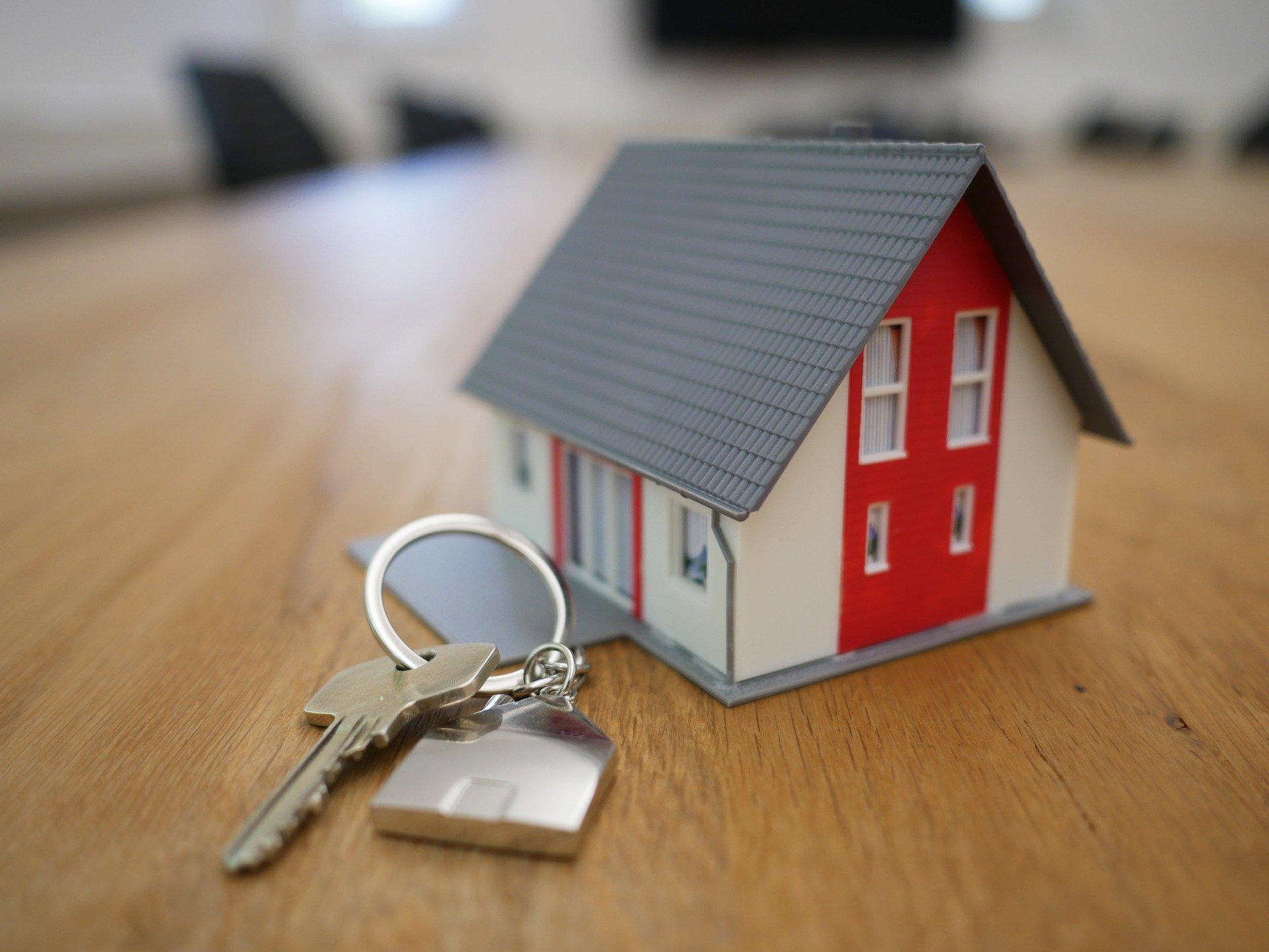 Absicherung der Immobilie